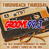 Throwback Thursday - Old School Workout at Noon 08/15/19