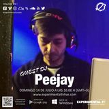 Peejay set - Tribute to The Hacienda _NUDE_. (friday night) @ Experimental Tv Radio (14-07-2019)