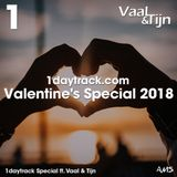 Specials Series | Vaal & Tijn - Valentine's Special 2018 | 1daytrack.com