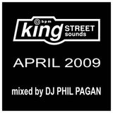 King Street Sounds Podcast July 2009 mixed by DJ Phil Pagan