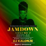 Dj Kalonje Presents Jamdown 7 Mixx (Reggea & Onedrop)
