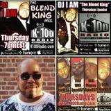 THE BLEND KING DJ I AM PRESENTS: NEW FALL BANGERS - OCTOBER 2015 - K-100 RADIO