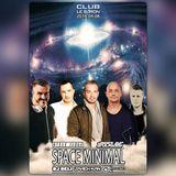 DJ DELI & DJ SZECSEI & BRICKLAKE & STEVE JUDGE & ZAREH KAN - Live@Club Le Baron 2016 04 08