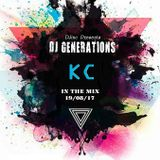 DJ GENERATIONS MIX BY KC 08-2017