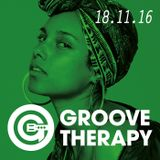 Groove Therapy 18th November 2016