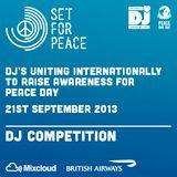 Set for Peace 2013 - missSanSan