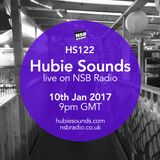 Hubie Sounds 122 - 10th Jan 2017