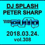 Dj Splash (Peter Sharp) - Pump WEEKEND 2018.03.24 - NU DISCO edition