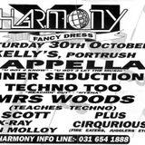 DJ Scott & Mc Crazy B - Live @ Harmony 11 - Kellys Portrush 30-10-1993