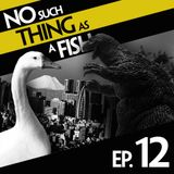 Episode 12: No Such Thing As A 164 Foot Tall Gorilla-Whale