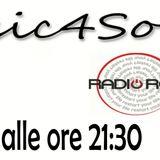 Music4Souls 20.1 Azzurra Immediato per RadioReset Speciale Ferragosto