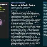 Reseña Fernando Pessoa x Cuenco del Plata - Los Subterraneos 10 Oct 2015