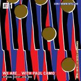We Are w/ Paul Camo & Jona Than - 22nd April 2017