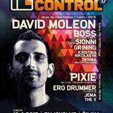 David Moleon @ Reaction Control 17 - 18.04.2015 / Slovakia