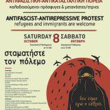 Ράδιο Ψαλίδι - Για την πρόσφατη φασιστική δραστηριοποίηση στο Ρέθυμνο (6/10/16)