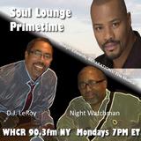 Soul Lounge Primetime 02-26-2018 (WHCR 90.3FM NY) Interview Joseph Edward - Reparations-The Musical