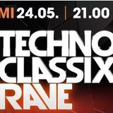 "Charles McThorn live @ Technoclub ""90s Techno Trance & Rave"", 24MAY2017, WI Mainz-Kastel"