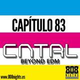 Capítulo 83 808 Nights!!! CNTRL Beyond EDM