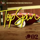 Topspin #02 - Free&Legal Musical Ping-Pong with Pierre Raingeard