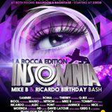 dj Tommy @ La Rocca - Insomnia Nights 18-04-2015