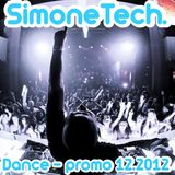 SimoneTech. - Dance - live 12/2012