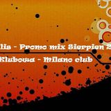 Dj Salis - Promo mix Sierpień 2015 Sala Klubowa Milano Club