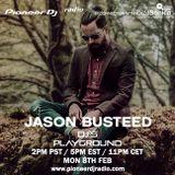 Jason Busteed - Pioneer DJ's Playground