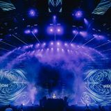 Neon Tomorrowland 2019 - Eric Pryda Holosphere stage