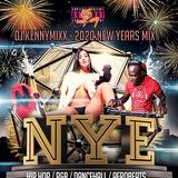 DJ KENNYMIXX - 2020 NEW YEAR'S MIX (EXPLICIT VERSION)