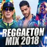 DJ MENT - Reggaeton Mix 2018