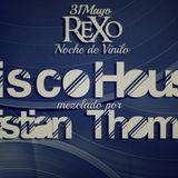 Cristian Thomas 20140531 Parte 1 Live @ Noche de Vinilo Presents Disco House  Pleasure @ Rexo Bar