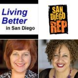 """Living Better In San Diego"" Hosted by Gary Lee with Special Guests Jill Bishop and Jacole Kitchen"
