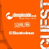 DEEPINSIDE live on BEATWINUS Radio (Dec 2013)