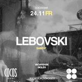 Lebovski - Cocos bar promo mix