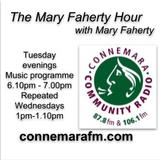 Connemara Community Radio - 'The Mary Faherty Hour' with Mary Faherty - 15oct2019