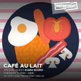 Café Au Lait w/ Kiara Scuro - 6th November 2017