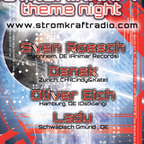 SVEN ROESCH - THEME NIGHT - EXCLUSIVE RADIO SHOW | aired 2013/11 on STROMKRAFT RADIO