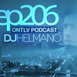 ONTLV PODCAST - Trance From Tel-Aviv - Episode 206 - Mixed By DJ Helmano