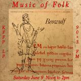 Music of Folk 6/9/18 hour two
