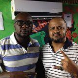 Teddy Abrokwa (SoundBoyT) on the MashUp on Ghana's No 1 urban station Y107.9FM - 12/07/15