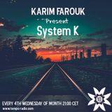 Karim Farouk - System K 10 (February 2018)