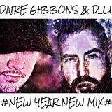 Daire Gibbons & D_Li - #NEW YEAR|NEW MIX# (The Best & Latest Hip Hop/Rnb of 2017|2018)