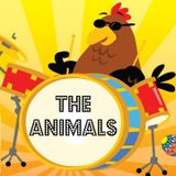 Christmas MiC Label 25/12/2018 (with Animals)