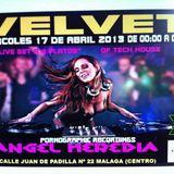 Angel Heredia @ Live Velvet 17-4-13