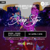 Mixed Apples Radio Show 048 - Ibiza Live Radio - mixed by Deep Star (Johannesburg, ZA)