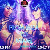 Ibiza to Miami (6/23/16)