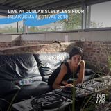 Lieneke at dublab Sleepless Floor (Meakusma Festival 2018)