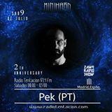 Pek (PT) - Podcast Minihard 2nd Anniversary