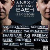 Rui Aber - Cream & Nexy B-Day Radioshow(Houseradio.pl)
