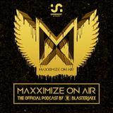 Blasterjaxx - Maxximize On Air 183 (2017-12-09)